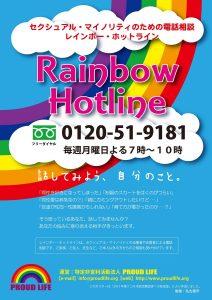 ■第2回LGBT電話相談員養成講座